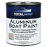 TotalBoat Aluminum Boat Paint (Khaki, Quart) (Color: Khaki, Tamaño: Quart)