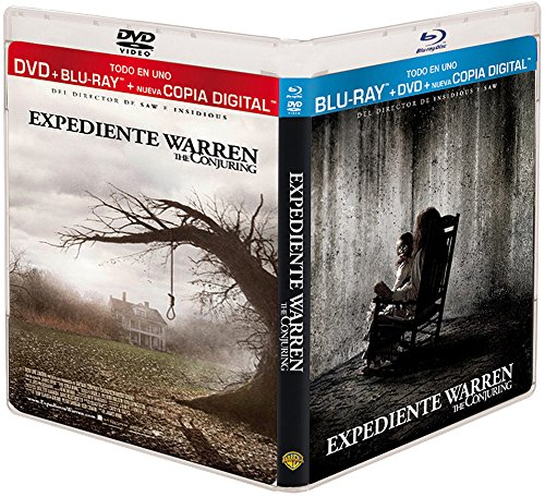 Expediente Warren: The Conjuring --- IMPORT ZONE B ---