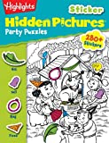 img - for Highlights Sticker Hidden Pictures  Party Puzzles book / textbook / text book