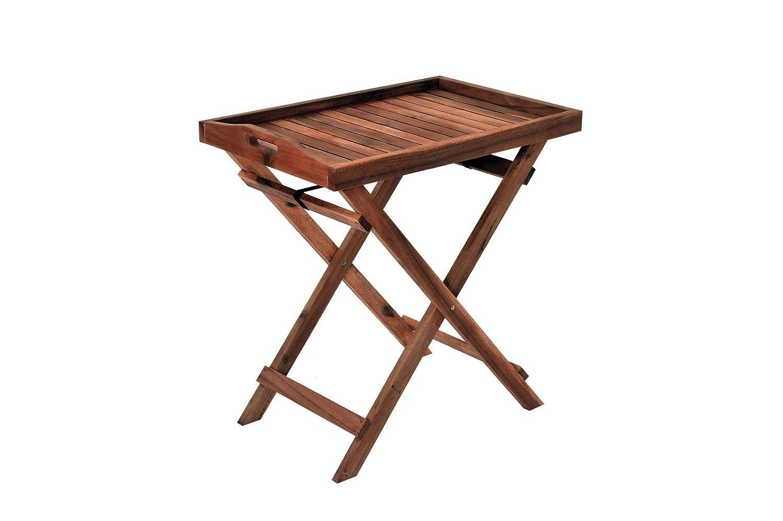 Akazie Gartentisch Tabeltt Beistelltisch günstig online kaufen