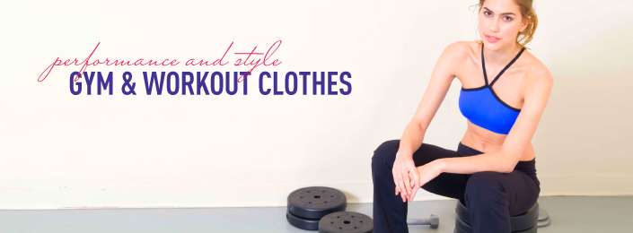 Women's Workout Clothing by Fit Couture