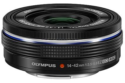 Olympus 14-42 mm / F 3,5-5,6 M.ZUIKO DIGITAL ED EZ Objectifs 14 mm