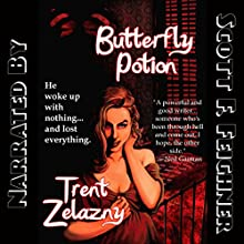 Butterfly Potion (       UNABRIDGED) by Trent Zelazny Narrated by Scott F. Feighner