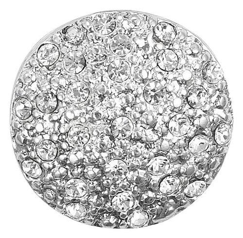 Pilgrim Damen-Anhänger charming versilbert kristall 42114-6010