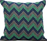 Kathy Ireland Worldwide Decorative Pillow By Nourison, Blgry, 16