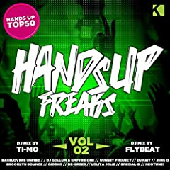 Various Artists-Hands Up Freaks Vol. 2