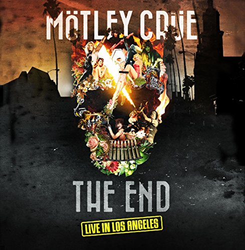 The-End-Live-in-Los-Angeles-Audio-CD-1-DVD