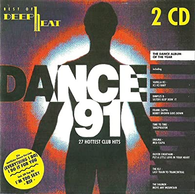 European Dance Music Early 90s (Compilation CD, 27 Tracks)