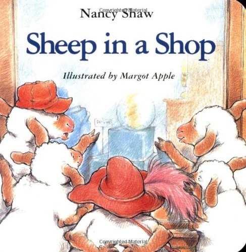 Sheep in a Shop
