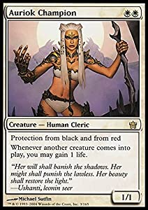 Magic: the Gathering - Auriok Champion - Fifth Dawn