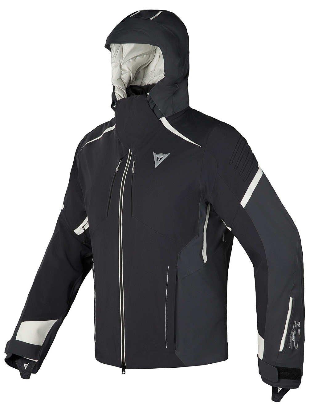 Dainese Herren Jacke Black Grual D-Dry Jacket
