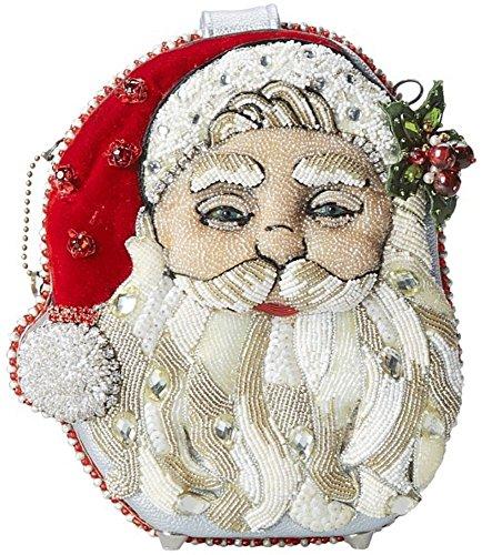 Mary-Frances-Ho-Ho-Ho-Beaded-Jeweled-Santa-Christmas-Holiday-Handbag-Shoulder-Bag