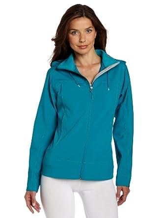 土拨鼠 Marmot Women's Summerset Jacket 女士防风软壳夹克 海绿 $101.25