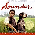 Sounder Audiobook by William H. Armstrong Narrated by Avery Brooks