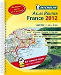 Atlas France Routier 2012 spirale