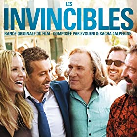 Les invincibles (Bande originale du film)