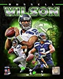 Russell Wilson Seattle Seahawks 2012 NFL Composite Photo 8x10 at Amazon.com