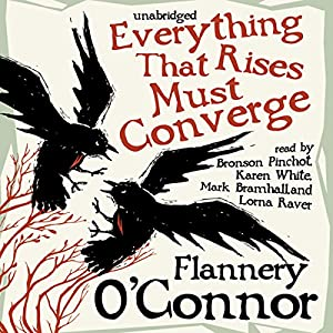 Everything That Rises Must Converge Audiobook