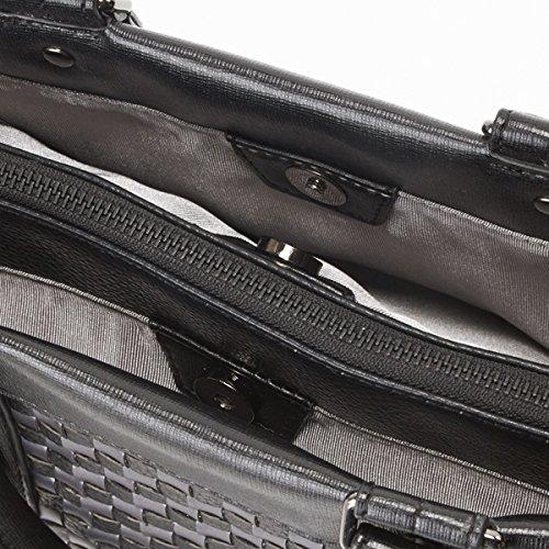 A4収納可 EXILE TAKAHIRO ショップバッグ付 CM使用モデル ブロックメッシュ サマンサキングズ バッグ SAMANTHA KINGZ (ブラック)
