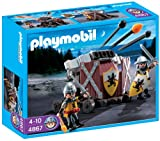 Playmobil Knights 4867 Lion Knights Firing Crossbow