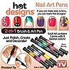 6 Color Starter Kit Hot Design Nail A…