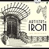 Artistry in Iron: 183 Designs, Includes CD-ROM (Dover Pictorial Archive)