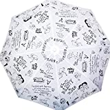 #4: Cheeky Chunk White Umbrella