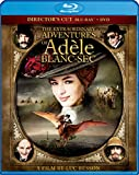 The Extraordinary Adventures of Adele Blanc-Sec [Director's Cut] (BluRay/DVD/Digital Copy) [Blu-ray]