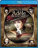 The Extraordinary Adventures of Adele Blanc-Sec [Directors Cut] (BluRay/DVD/Digital Copy) [Blu-ray]