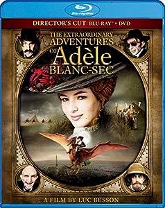 The Extraordinary Adventures of Adele Blanc-Sec [Director's Cut] (BluRay/DVD/Digital Copy) [Blu-ray]