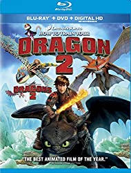 How to Train Your Dragon 2 (Bilingual) [Blu-ray + DVD + Digital Copy]
