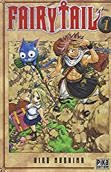 Fairy Tail - Tome 1