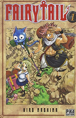 Fairy Tail (1) : Fairy Tail