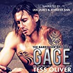 Gage: The Barringer Brothers, Book 1 | Tess Oliver