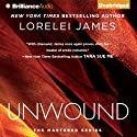 Unwound: The Mastered Series, Book 2 (       UNABRIDGED) by Lorelei James Narrated by Luke Daniels