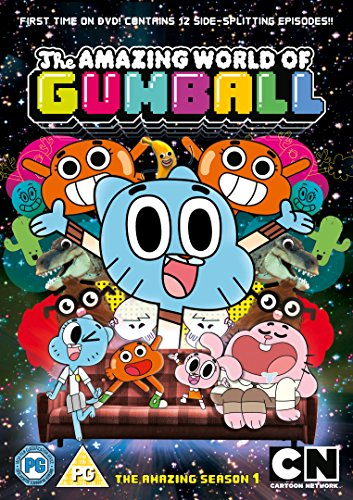 The Amazing World of Gumball - Season 1 Vol. 1 [DVD] [2014]