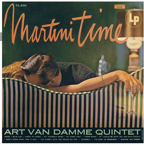 "Featured recording ""Martini Time"""