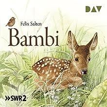 Bambi Hörspiel von Felix Salten Gesprochen von: Tim Elstner, Joost Siedhoff