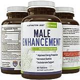 Pure Maca Supplement ● Natural & Real Enhancement ● Highest Grade and Quality Capsules ● Pure Maca Root, L-Arginine & Tongkat Ali Powder - Lifetime Guarantee by Huntington Labs