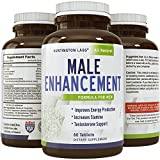 Potent Maca Supplement ● Natural & Real Enhancement ● High Quality Tablets ● Minimal Side Effects ● Pure Maca Root, L-Arginine & Tongkat Ali Powder - USA Made - Guaranteed by Huntington Labs