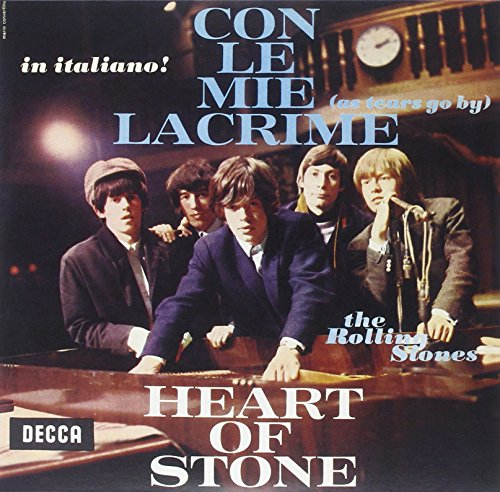 Con Le Mie Lacrime / Heart of Stone - Vinile 45 giri (Esclusiva Amazon.it)