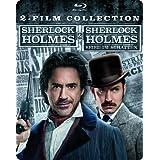 """Sherlock Holmes & Sherlock Holmes: Spiel im Schatten Steelbook (Exklusiv bei Amazon.de) [Blu-ray]von """"Warner Home Video - Dvd"""""""