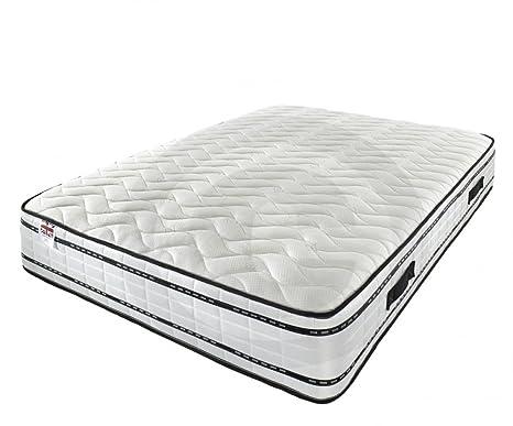 Double Comfort Extreme- Empress 10 Inch Deep Memory Foam Mattress