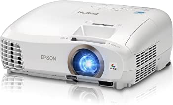 Epson V11H709020 2200-Lumens LCD Home Theater Projector
