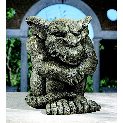 Detest the Rest Gargoyle Statue