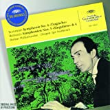"Schubert: Symphony No.4 ""Tragic"" / Berwald: Symphonies Nos.3 ""Singulière"" & 4"