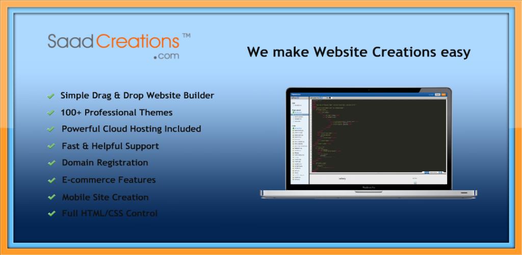 Amazon.com: Website Builder - SaadCreations: Appstore for Android