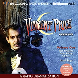 Vincent Price Presents, Volume One Radio/TV Program