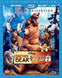 Brother Bear / Brother Bear 2 (3-Disc Special Edition) [Blu-ray / DVD]
