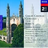 Great Choral Classics from King's (2 CDs)